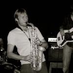 Paul, Clemens en Roy Dackus